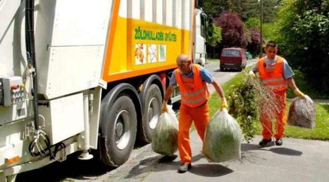 Zsana 2020. évi hulladékgyűjtés rendje