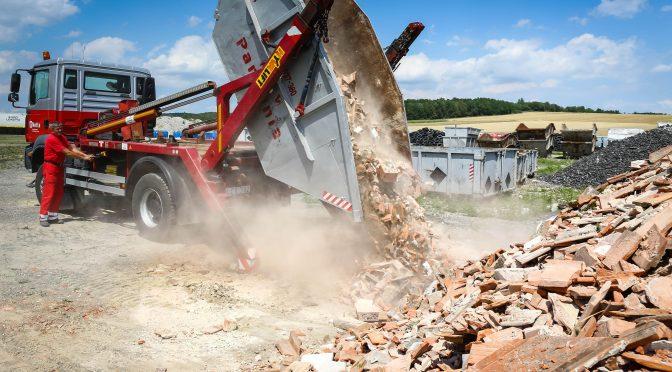 Nem tudjuk fogadni a zsanai szilárd hulladék lerakóban az építési törmeléket